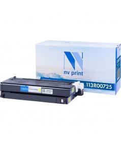 113R00725 совместимый Картридж NV Print для Xerox Phaser 6180 (6000 стр.) Yellow