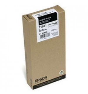 T5961 / T596100 Картридж для Epson Stylus Pro  SP 7890/ 7900 / 9900/ 9890, WT7900  Photo Black ( 350 ml )