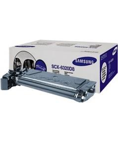SCX-6320D8 Samsung Тонер-картридж черный (8000 стр.)