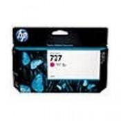B3P20A HP 727 Картридж с пурпруными черн...