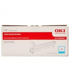 44064011 Фотобарабан синий для принтеров ОКI C801/ C810/ C821/ C830/ C851/ 860/ C861 (20000с.)