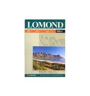 095 Бумага LOMOND A3  INC JET 095 г/ м2 100 л. матовая [0102129]