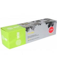 Canon Cartridge 729Y Совместимый Картридж Cactus CS-C729Y для Canon i-SENSYS LBP7010C и LBP7018C (10