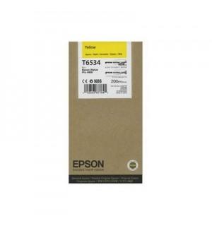 T6534 / T653400 Картридж для Epson Stylus Pro 4900 yellow ( 200ml )