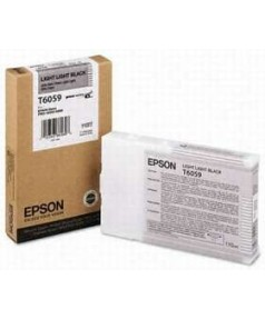 T6059 / T605900 Картридж для Epson Stylus Pro 4800/ 4880, Light-Light-Black (110мл.)
