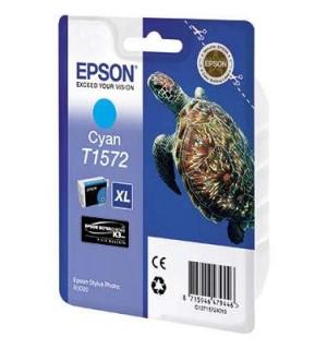 T15724010 Картридж EPSON Stylus Photo R3000 Cyan