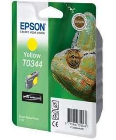 УЦЕНЕННЫЙ T034440 Картридж для Epson Stylus Photo 2100 Yellow (440стр.)