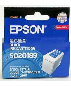 S020189 / S020108 / S020207 / T051142 OEM Картридж Epson S020189 для Epson Stylus Color740/ 760/ 1160/