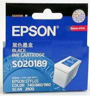 S020189= S020108= S020207= T051142 OEM Картридж Epson S020189 для Epson Stylus Color740/ 760/ 1160/