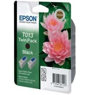 T013 / T013402 Картридж для Epson Stylus Color 480, C20SX/ C40UX черный двойной ОРИГ. (1шт.)