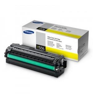 CLT-Y506L Тонер-картридж Samsung для CLP-680/CLX-6260 Yellow (3500c.)