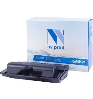 106R01529 совместимый Картридж NV Print для Xerox WorkCentre 3550 (5000 стр.)