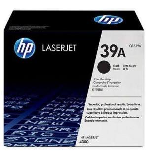 Q1339A HP 39A Картридж HP LJ 4300 (18000 стр.) ориг.