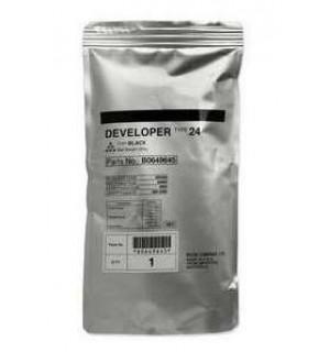 Type-24 [885281/885435/B0649640] Девелопер для Ricoh Aficio1060/ 1075/ 2051/ 2060/ 2075/ MP5500/6500/7500/6000/7000/8000/6001/7001/8001/9001/ AP 900/SP 9100DN/ Rex-Rotary DSM660 (350000 стр.)