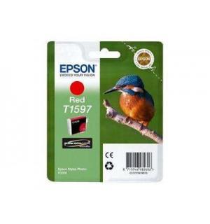T1597 OEM Картридж для Epson Stylus Photo R2000 Red OEM