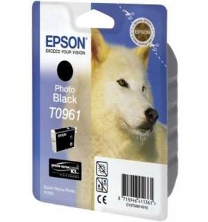 T0961 / T09614010 OEM Картридж EPSON Stylus Photo R2880  Black