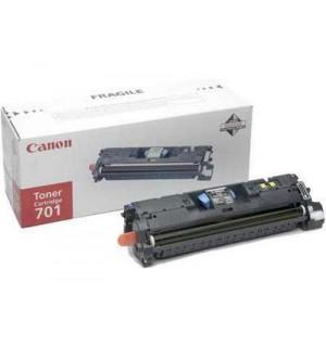 Canon Cartridge 701Bk [9287A003] Картридж для Canon Laser Shot LBP5200, LaserBase MF8180C (5000 стр.) черный