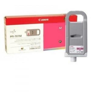 PFI-701M [0902B005] Чернильница CANON Magenta для IPF-8000/9000 700мл