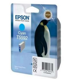 T5592 / T559240 Картридж EPSON Stylus Photo RX700 Cyan (40