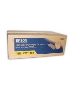S051158  Тонер-картридж Epson ALC2800/ C2800N High Capacity Yellow (6000стр.)