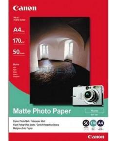 MP-101 Бумага Canon Matte Photo Paper, матовая, 15лет устойч к свету, 170 г/ м2 (50л.) 7981A005