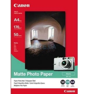 MP-101 Бумага Canon Matte Photo Paper, матовая, 15лет устойч к свету, 170 г/ м2 (50л.) 7981A005