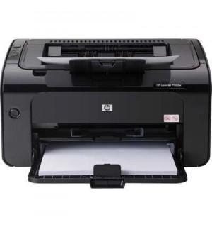 CE658A Принтер лазерный HP LaserJet P1102w WiFi, 18 ст/м, 1200 х 600 точек/дюйм, Память: 8 МБ, подаю