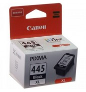 PG-445XL [8282B001] CANON Картридж для PIXMA MG2440/ 2540/ 2940/ IP2840/ MX494, Чёрный.(400 стр.)