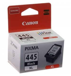 PG-445XL [8282B001] CANON Картридж для PIXMA MG2440/ 2540/ 2940/ IP2840/ MX494, Чёрный.(400 стр.)