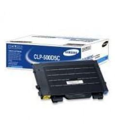 CLP-500D5C Картридж Samsung к цветным принтерам CLP-500/ 500N/ 550/ 550N
