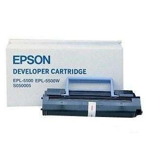 S050005 Тонер-картридж для Epson EPL 5500/ 5500+ (3000 стр.)