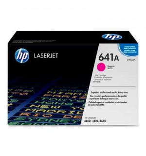 C9723A №641A Картридж пурпурный для HP Color LJ 4600/ 4610/ 4650 Magenta (8000 стр.)