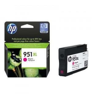 CN047AE HP 951XL Пурпурный картридж Officejet Pro 251dw/ 276dw/ 8100/ 8600 16мл.