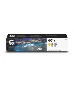 M0J82AE HP 991A Картридж Yellow для HP PageWide Pro 772dn/777z/750dw (8000 стр.)