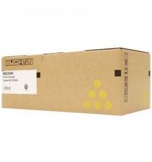 Type-SPC310HE [407635/406482] Картридж Ricoh высокой емкости, желтый для  Aficio SPC231N/SF/232DN/SF/311N/312DN/320DN/242DN/SF (6000стр.)