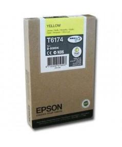 T6174 / T617400 Картридж желтый  EPSON High Capacity для B500/ B-510DN