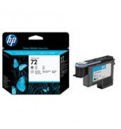 C9380A HP 72 Печатающая головка черная и серая для плоттеров HP DesignJet T610/T620/T770/T790/T795/T1100/T1120/T1200/T1300/T2300