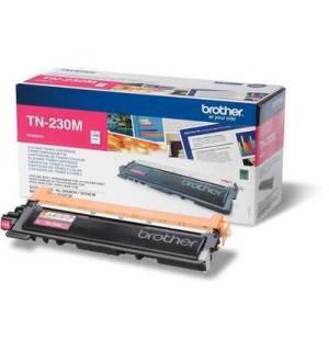 TN-230M Пурпурный картридж Brother для HL-3040/ 3070/ DCP-9010CN/ MFC-9120/ 9125/ 9130/ 9320 (1400 стр.)