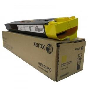 006R01450 Тонер-картридж желтый для XEROX DC 240/250/242/252 WC 7655/7665 (2 тубы по 34000 стр.)