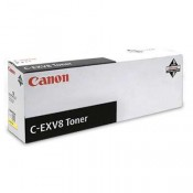 C-EXV8/GPR-11 Yellow [7626A002] Тонер-ту...