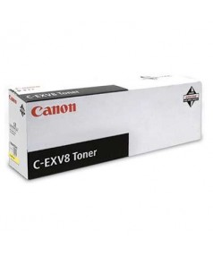 C-EXV8/GPR-11 Yellow [7626A002] Тонер-туба к копирам Canon iR C 3200/3220N, CLC 3200/ CLC 3220/ CLC 2620 Желтый