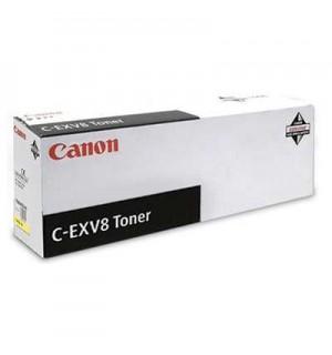 C-EXV8/GPR-11 Yellow [7626A002] Тонер-туба к копирам Canon iR C 3200/3220N, CLC 3200/ CLC 3220/ CLC 2620 Желтый