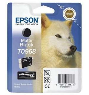 T0968 / T09684 Картридж EPSON Stylus Photo R2880 Matte Black (Epson UltraChrome K3 Vivid Magenta)