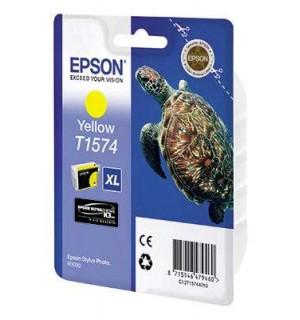 T15744010 Картридж EPSON Stylus Photo R3000 Yellow