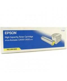 S050226 Тонер-картридж Epson AcuLaser 2600N, C2600N, Yellow (5000стр.)