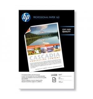Q6544A  Фотобумага HP Матовая для лазерной печати, 160г/м2, A4 (21X29,7), 150л.