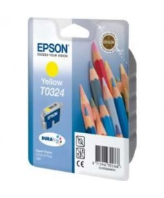 T032440 совместимый картридж TV для Epson Stylus Color C70/ C80 Yellow (420стр.)