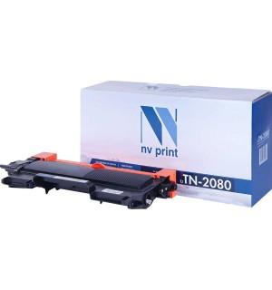TN-2080 Cовместимый Картридж NV Print для Brother HL-2130R/DCP-7055R, 700 стр