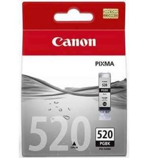 PGI-520Bk [2932B004] Чернильница к Canon PIXMA IP3600/4600/4700, MP540/550/560/620/630/640/980,990; MX860/ MX870 Photo-Black (324 стр.)