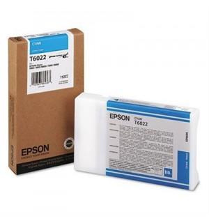 T6022 / T602200 Картридж для Epson Stylus Pro 7800/ 7880/ 9800/ 9880, Cyan (110 мл.)